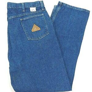 BULWARK FR Flame Resistant Jeans Arc 20.7 Workwear Mens 40x32 PEJ4DW5