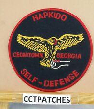 HAPKIDO SELF DEFENSE CEDARTOWN, GEORGIA (KARATE) PATCH