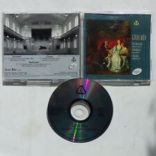 CD Album LIVIA REV Beethoven Schubert Chopin PALEXA CD 0529