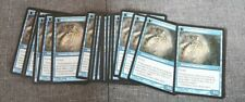 DELVER OF SECRETS/INSECTILE ABERRATION 19X Double Sided Magic MTG MINT CARD