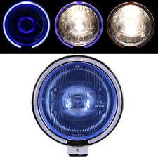 Angel Eyes Fernscheinwerfer Zusatzscheinwerfer blau 12-24V LKW Offroad Fernlicht