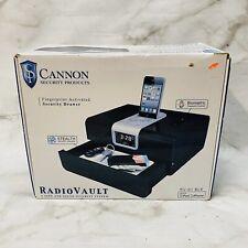 Cannon 30 pin iphone radio vault Fingerprint Security Drawer