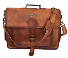 Fashion Men's Leather Shoulder Handbag Messenger Bag Sling Crossbody Sactchel
