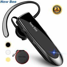Bluetooth Earphone V5.0 Wireless Headphones Mini Handsfree Headset 24Hrs Talking