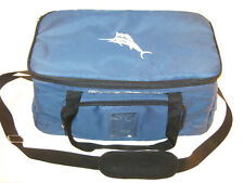 Tommy Bahama Insulated Stereo Cooler Bag w Built in Speakers for iPod/MP3 Player