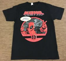 DEAD POOL T SHIRT S Small