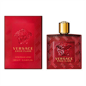 VERSACE EROS FLAME A-SHAVE LOTION    100 ML - 8011003845361