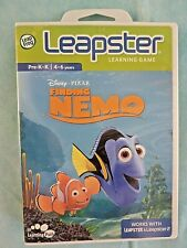 Leapfrog Leapster 1&2 Systems Cartridge/Game Disney's Finding Nemo 4-6 yrs