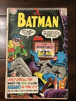 Batman #183 2nd appearance of Poison Ivy