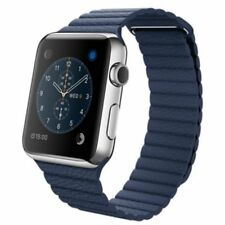 Leather Band Smart Watches