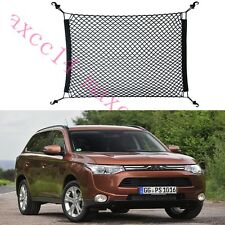 4 Hook Car Trunk Cargo Luggage Net Holder net hold fit for Mitsubishi Outlander