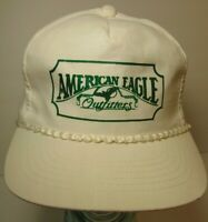 New Old Vintage 1980s American Eagle Outfitters SNAPBACK TRUCKER HAT CAP HIPSTER