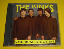 """CD """" THE KINKS - YOU REALLY GOT ME """" 10 SONGS (DAYS)"""