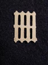 ANCIEN CHIFFRE CARTOUCHE 4-IV CADRAN HORLOGE PENDULE COUCOU FORET NOIR UHR CLOCK
