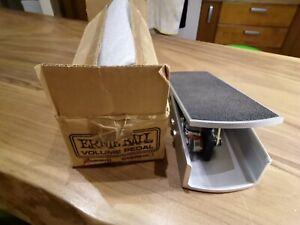 Ernie ball volume pedal vintage '90s