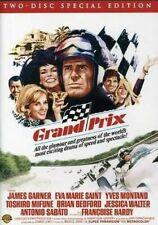 Grand Prix Special Edition 0012569791008 With James Garner DVD Region 1