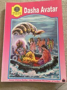 Sasha Avatar Comic Book Special Issue Vol 10002