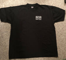Vintage 1994 Nine Inch Nails Local Crew T-shirt