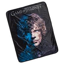 "New Got Game Of Thrones Fleece Throw Blanket Wrap Tyrion Lannister Gift 46""x60"""