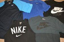 Nike Men's Logo Athletic Shirts (Lot of 5) Size S Guc