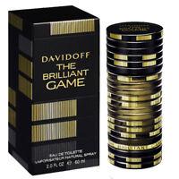 THE BRILLIANT GAME Davidoff Men's cologne EDT 2.0 oz 60ml  NEW IN BOX