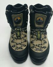 LA SPORTIVA HIKING BOOTS QUALITY LEATHER THROUGHOUT STYLE 19-056 MADE IN ITALY