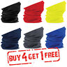 Beechfield Superfleece MORF NECK HEAD WARMER SNOOD SKI MULTI USE FLEECE NEW B920
