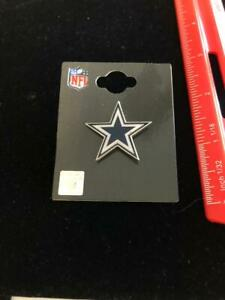 NEW Dallas Cowboys Star Logo Pin - NFL Licensed - Collectors Lapel Pin