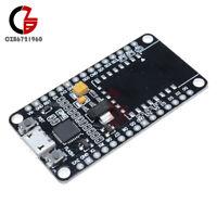 Nodemcu Lua USB 32M ESP8266 ESP-12E/F CP2102 Internet Wifi Adapter Module
