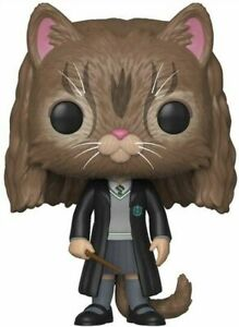 Funko POP! Harry Potter - Hermoine as Cat Collectible Figure