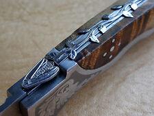 Taschenmesser  LAGUIOLE  Outdoormesser  Designer-Messer  EINZIGARTIG  (NKMRBG)