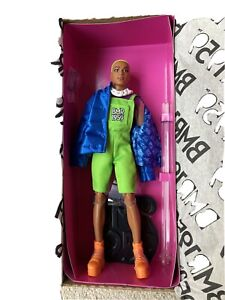 *NEW* Barbie BMR1959 - Neon Overalls & Puffer Jacket Ken Doll GHT96