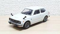 1/64 Kyosho HONDA CIVIC RS WHITE diecast car model