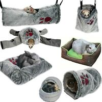 Rosewood Snuggles Rat Ferret Hamster Rabbit Mouse Luxury Super Soft Beds