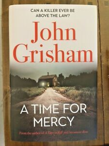 JOHN GRISHAM-A TIME FOR MERCY-JAKE BRIGANCE-CRIME-DRAMA-LEGAL