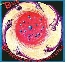 "THE B-52's "" BOUNCING OFF THE SATELLITES "" LP NUOVO ISLAND - RICORDI  ITALY"