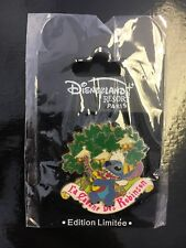 Disney DLRP Stitch Invasion Series Pin - Swiss Family Robinson Tree house LE 900
