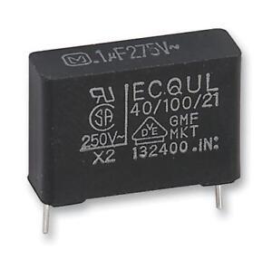 CAPACITOR CLASS X2 0.47UF 275V Capacitors ECQU2A474ML PACK 5