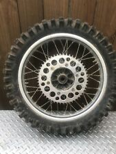 Honda CR250 Stock Rear Wheel Hub Rim