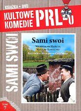 Sami swoi (DVD) Sylwester Checinski - Region ALL / POLISH, POLSKI