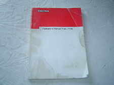 Valtra T120  T170 tractor operator's manual
