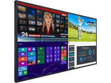 NEW Planar UltraRes UR7551-MX 4K 3840x2160 LCD Display Collaboration Signage