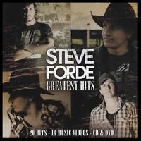 STEVE FORDE (CD / DVD) GREATEST HITS CD Album w/BONUS DVD ~ AUSSIE COUNTRY *NEW*