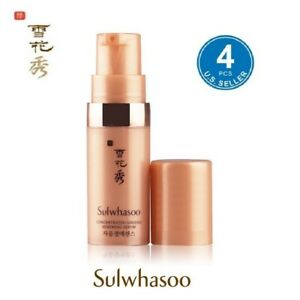Sulwhasoo Concentrated Ginseng Renewing Serum 5ml x 4pcs (20ml) US Seller