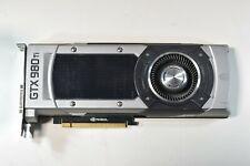 Nvidia Geforce GTX 980 TI GDDR5 6GB HDMI/DP(x3)/DVI