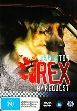 Inspector Rex - By Request (DVD, 2007, 3-Disc Set)