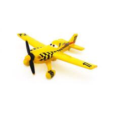Disney Pixar Planes No.17 Yellow Bird Diecast Metal Toy Model Plane 1:55 Loose