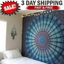 Wall Hanging Hippie Mandala Tapestry Bohemian Indian Ethnic Dorm Decor Bedspread