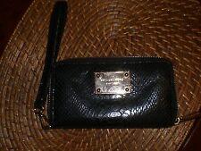Michael Kors Black Wristlet/Wallet-NICE!
