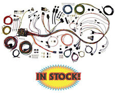 1969-72 Chevy Pickup Truck Custom Update Wiring Kit - American Autowire 510089